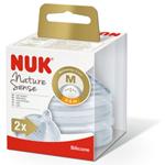 NUK Nature Sense savička M, 0-6 m