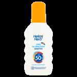 Helios Herb Sprej na opalování Sensitive OF 50+ 200ml