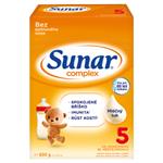 Sunar Complex 5 dětské mléko 2 x 300g (600g)