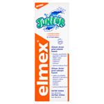 elmex Junior Ústní voda bez alkoholu s aminfluoridem 6-12 let 400ml