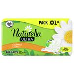 Naturella Classic Normal Hygienické Vložky S Vůní Heřmánku skřidélky 10ks