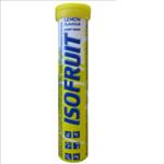 ISOFRUIT šumivé tablety 80g Lemon