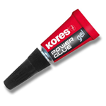 Kores Power Glue Gel vteřinové lepidlo 3x1 g