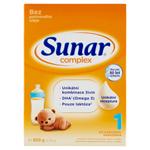 Sunar Complex 1 počáteční mléčná kojenecká výživa v prášku od narození 2 x 300g (600g)