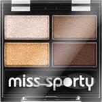 Miss Sporty oční stíny  Quatro  413
