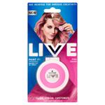 Schwarzkopf Live Paint It! smývatelná křída na vlasy Pink Crush