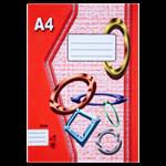 Školní sešit EKO 444 linkovaný A4 40 listů