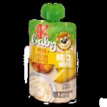 Kubík Baby JABLKO, Banán, Rýžová krupice 100g