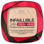 L'Oréal Paris Infaillible 24H Fresh Wear make-up 20 Ivory