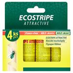 Papírna Moudrý Ecostripe Attractive klasické mucholapky 4 ks