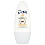 Dove Invisible Dry kuličkový antiperspirant 50ml