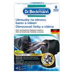 Dr. Beckmann Ubrousky na obnovu černé barvy a vláken 8 ks