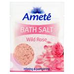 Ameté Koupelová sůl Wild Rose 80g