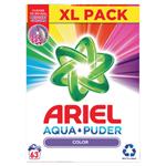 Ariel AquaPuder  Color Prací Prášek 63 Praní