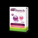 GS Vitamin D3+K2 (30tbl/kra)