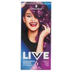 Schwarzkopf Live Ultra Brights or Pastel barva na vlasy Purple Punk 094