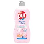 Pur Secret of Care Hands & Nails Čisticí prostředek na ruční mytí nádobí 450ml