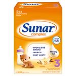 Sunar Complex 3 vanilka batolecí mléko 2x 300g (600g)