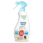 Helios Herb Barevný dětský sprej na opalování OF 50 200ml