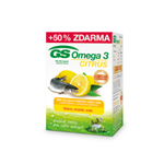 GS Omega 3 Citrus (60+30cps/kra)