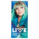 Schwarzkopf Live Ultra Brights or Pastel barva na vlasy Turquoise Temptation 096