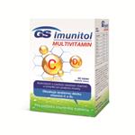 GS Imunitol s vit C a D3 60 tablet