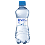 Rajec Pramenitá voda nesycená 0,33l