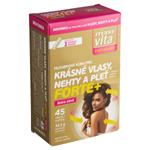 MaxiVita Exclusive Hloubková kůra pro krásné vlasy, nehty a pleť Forte+ 45 kapslí 32,3g