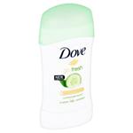 Dove Go Fresh Cucumber & Green Tea tuhý antiperspirant 40ml