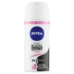 Nivea Black & White Invisible Clear Sprej antiperspirant 100ml