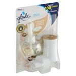 Glade Elecrtic Scented Oil Romantic Vanilla Blossom elektrický tekutý osvěžovač vzduchu 20ml