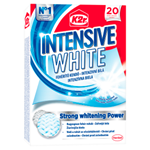 K2r prací ubrousky Intensive White 20 ks
