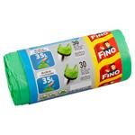 Fino Color odpadkové pytle 35 l 30 ks