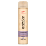 Wella Wellaflex 2nd Day Volume Strong Hold lak na vlasy 250ml