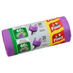 Fino Color odpadkové pytle 60 l 20 ks