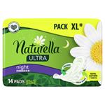 Naturella Ultra Night Hygienické Vložky S Křidélky 14ks