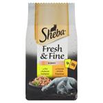 Sheba Fresh & Fine Kompletní mokré krmivo pro dospělé kočky 6 x 50g (300g)