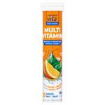 MaxiVita Exclusive Multivitamin s příchutí pomeranče a mandarinky 20 šumivých tablet 80g