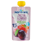 Hamánek Švestka & jablko 100g