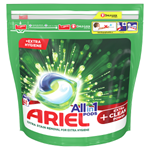 Ariel All-In-1 PODs +Extra Clean Power Kapsle Na Praní, 41 Praní
