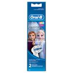 Oral-B Kids Kartáčkové Hlavy SMotivy Disney Ledové království 2,2 ks