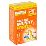 MaxiVita Exclusive Posílení imunity forte+ s příchutí brusinky 45 tablet 34,2g