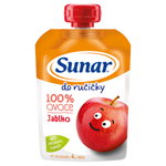 Sunar Do ručičky Kapsička jablko 100g