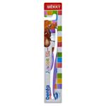 DentaMax Junior Dětský zubní kartáček měkký - mix variant