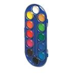 Vodové barvy LOCO 12 barev