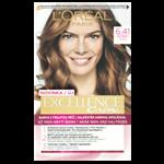 L'Oréal Paris Excellence Créme permanentní barva na vlasy  6.41 hnědá oříšková, 72+48+12+60 ml