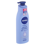 Nivea Smooth Sensation Krémové tělové mléko 400ml