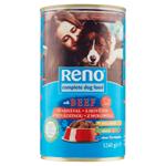 Reno Kompletní krmivo pro dospělé psy s hovězím 1240g