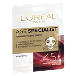L'ORÉAL PARIS textilní maska Age Specialist 45+, 1 ks