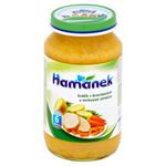 Hamánek Králík s bramborem v mrkvové omáčce 230g